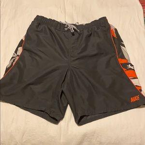 Men's Nike board shorts size large